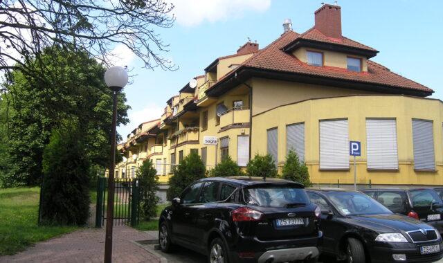 Zespół Pod Kasztanami, Szczecin