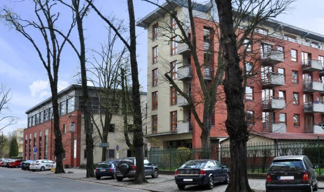 Budynek Niedziałkowskiego, Szczecin