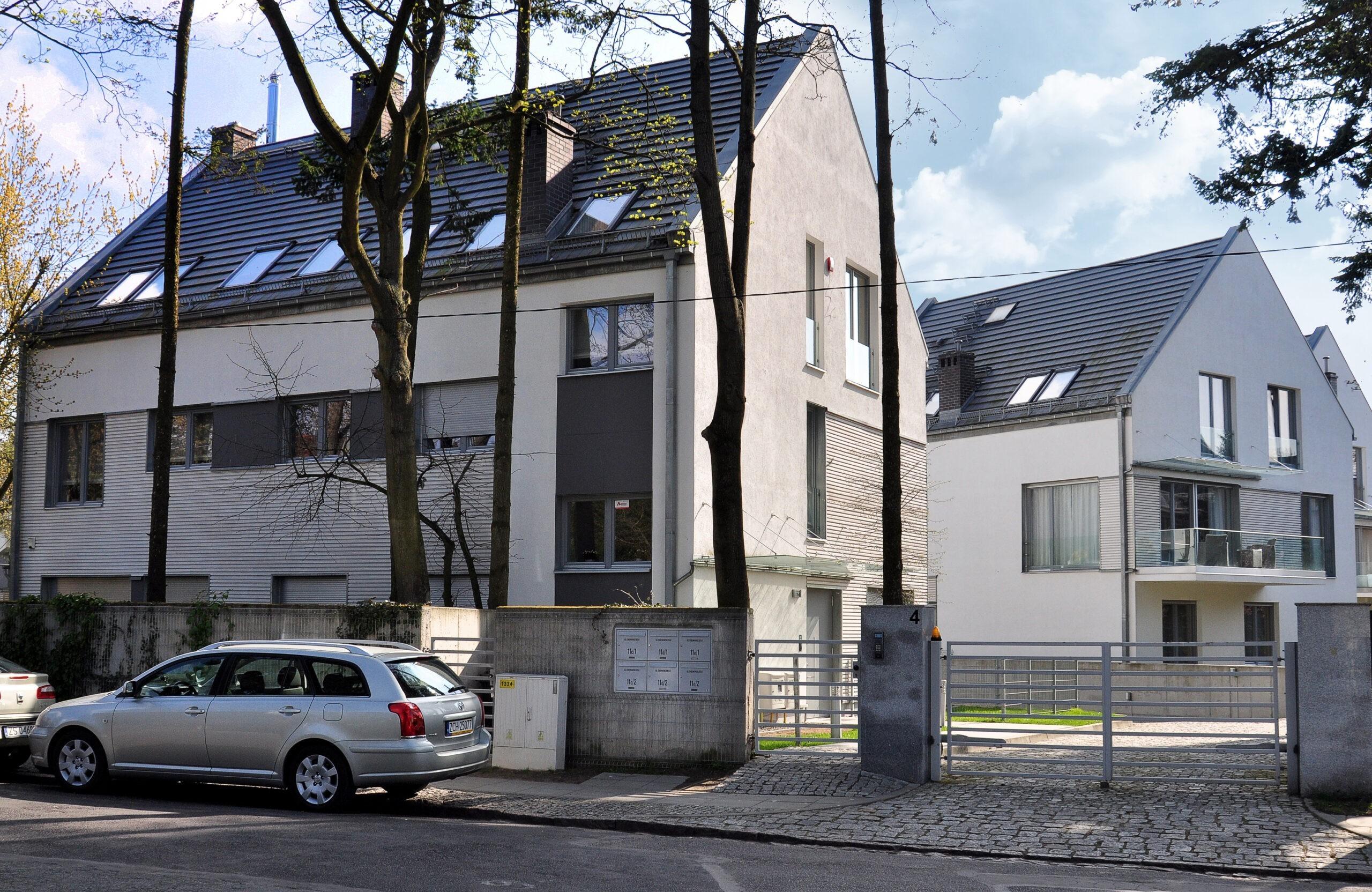 Dom Chełmońskiego, Szczecin