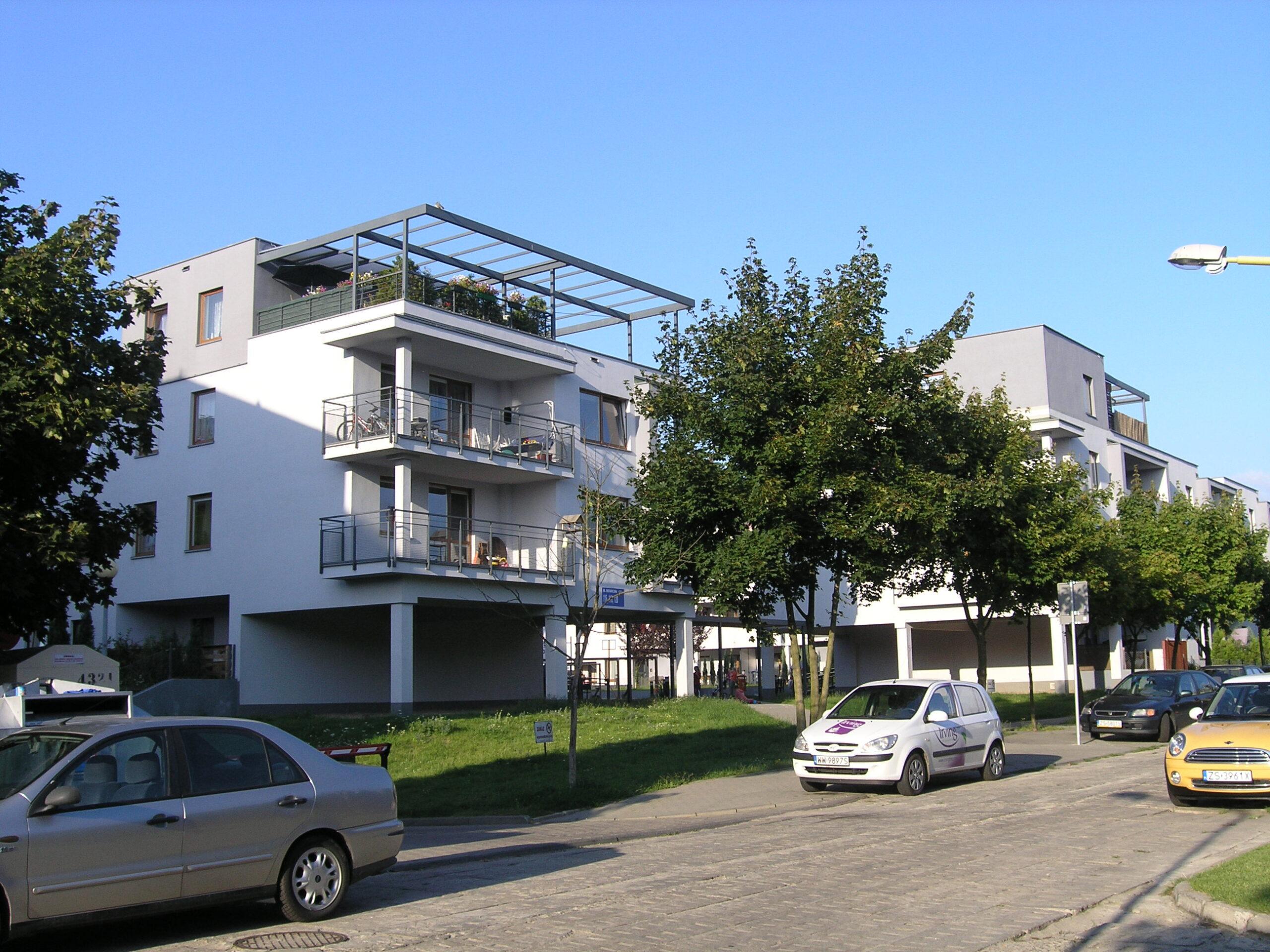 Zespół Wańkowicza, Szczecin