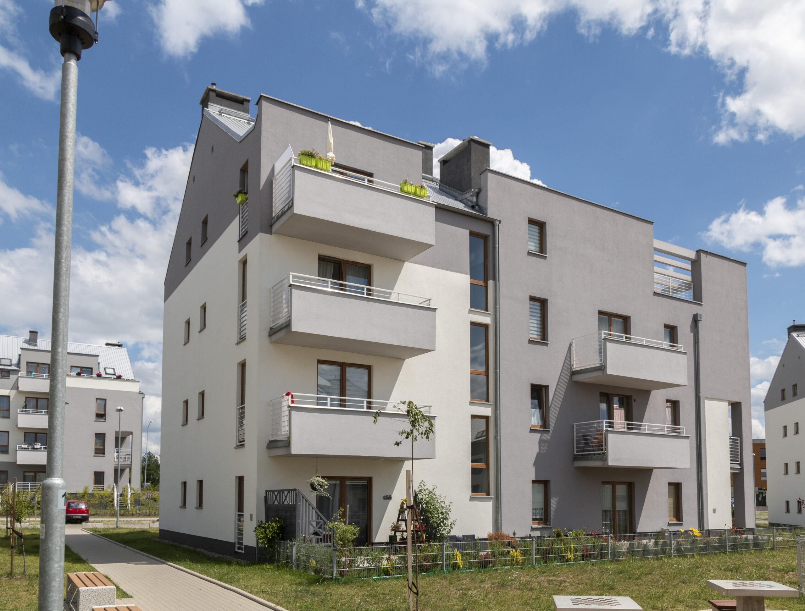 Sienno complex, Szczecin