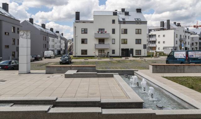 Osiedle Sienno, Szczecin