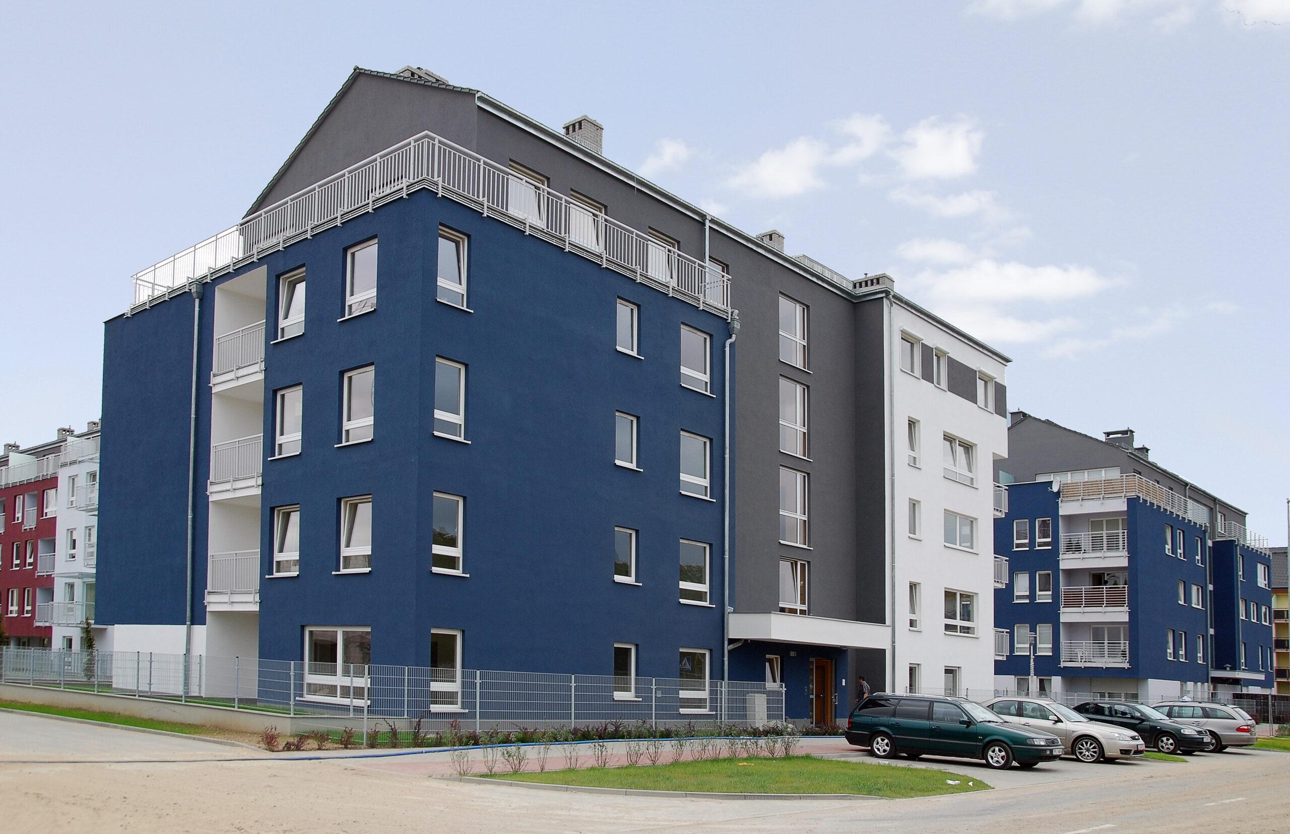 Komplex Polskich Marynarzy, Szczecin