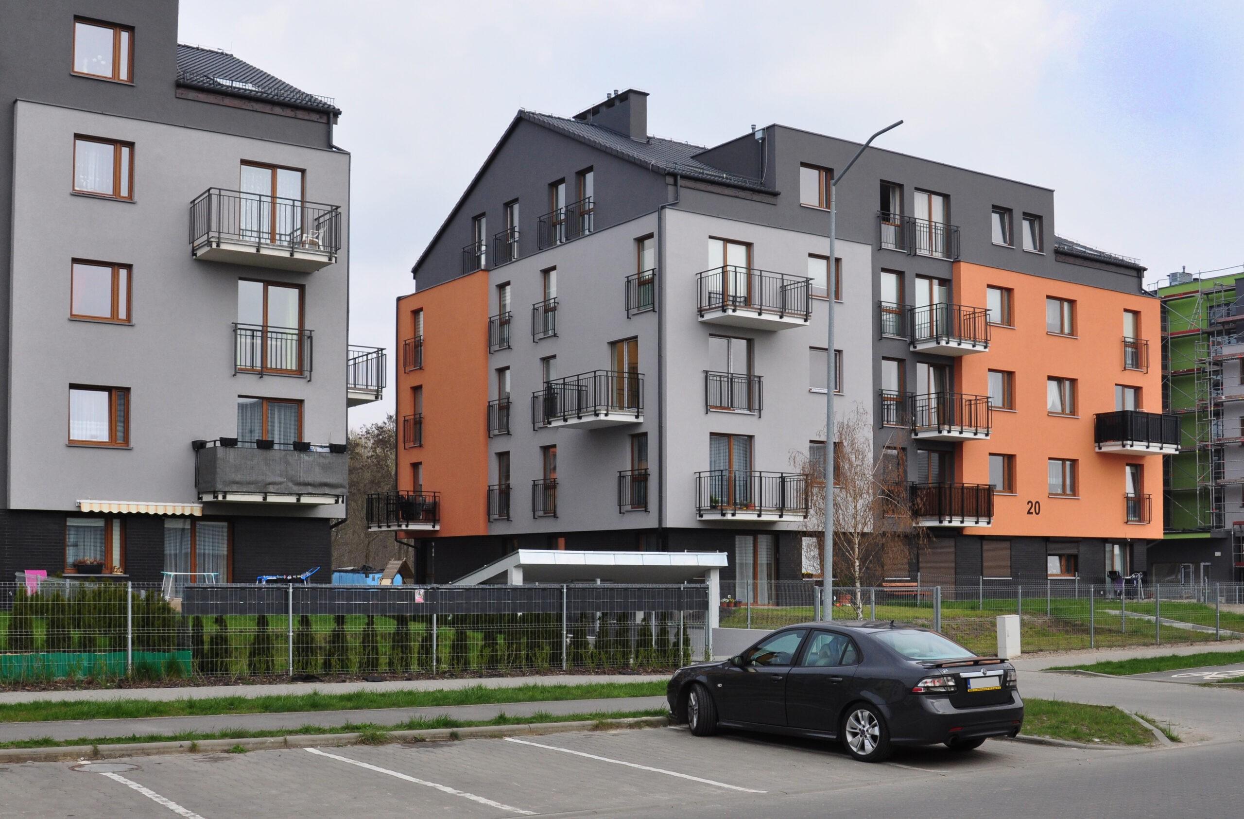 Osiedle Generała Maczka, Szczecin