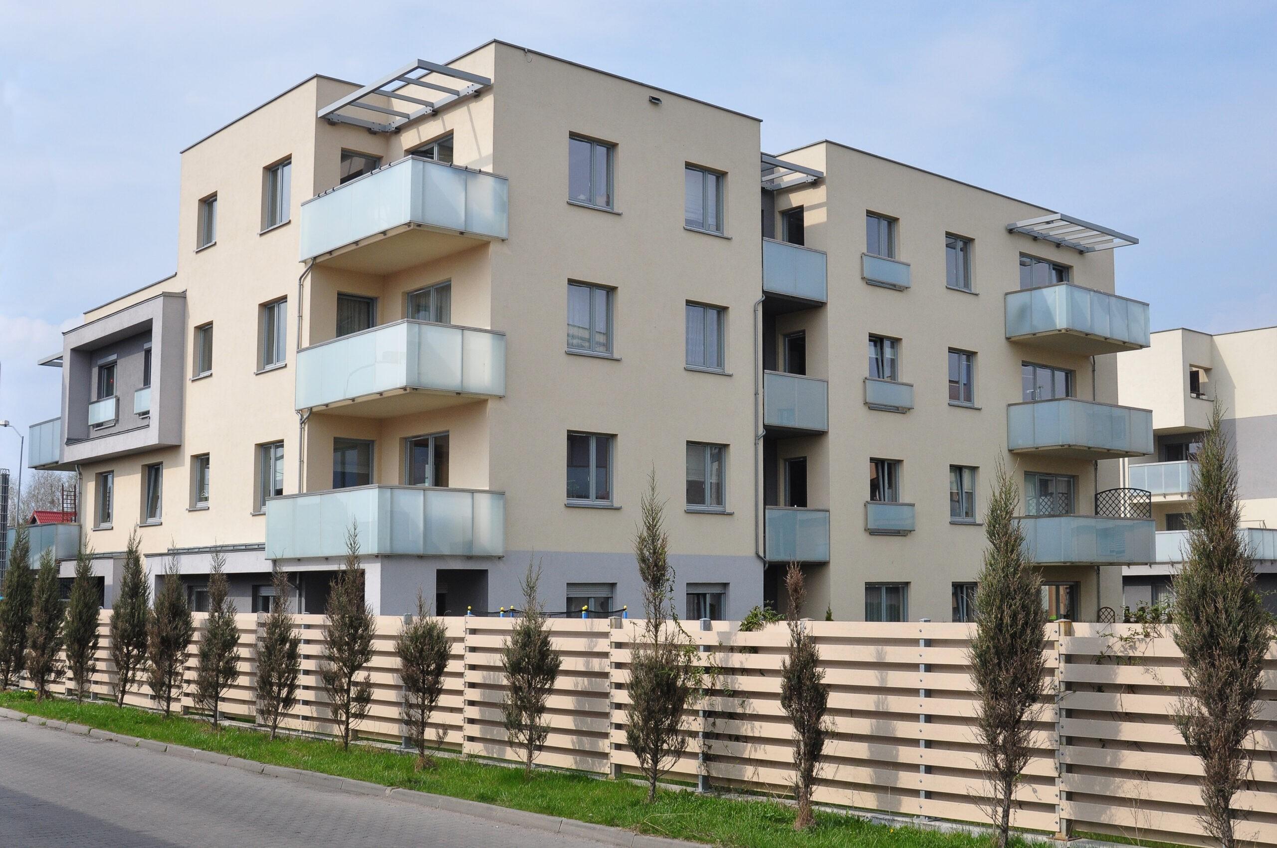 Osiedle Krakowska, Szczecin