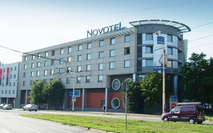 Zespól Hotelowy, Szczecin