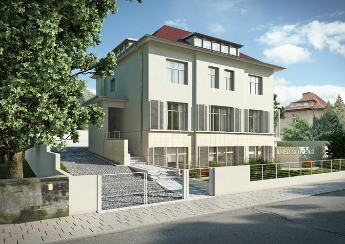 Villa IL MEDICO, Szczecin