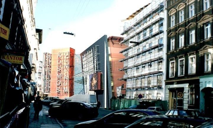 Centrum Kosmos, Szczecin