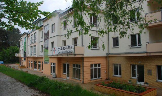 Zespół Pod Kasztanami II., Szczecin
