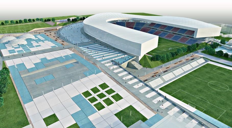 Stadion Pogoń, Szczecin
