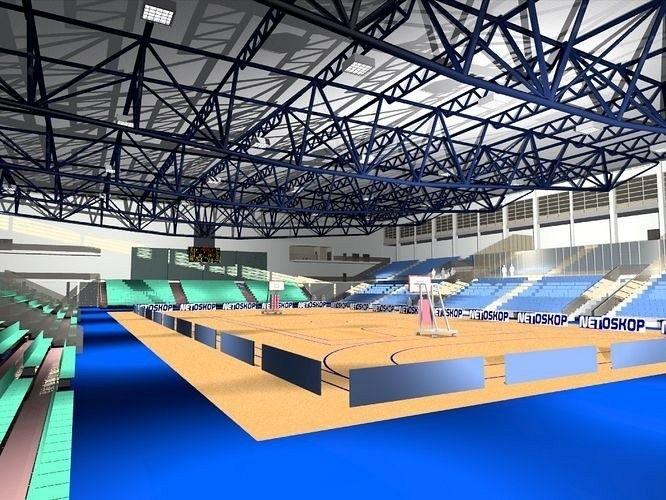 Hala Sportowo Widowiskowa, Szafera 2
