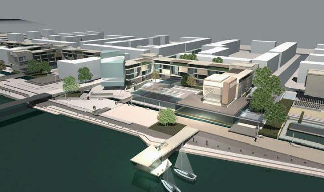 Waterfront, Gryfino