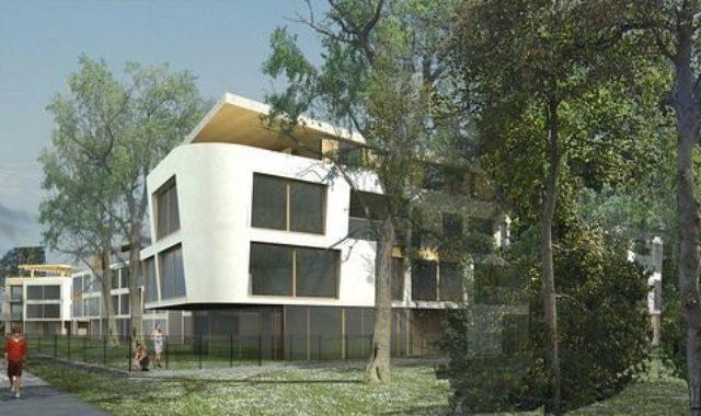 Apartamenty Zdrojowa, Rewal