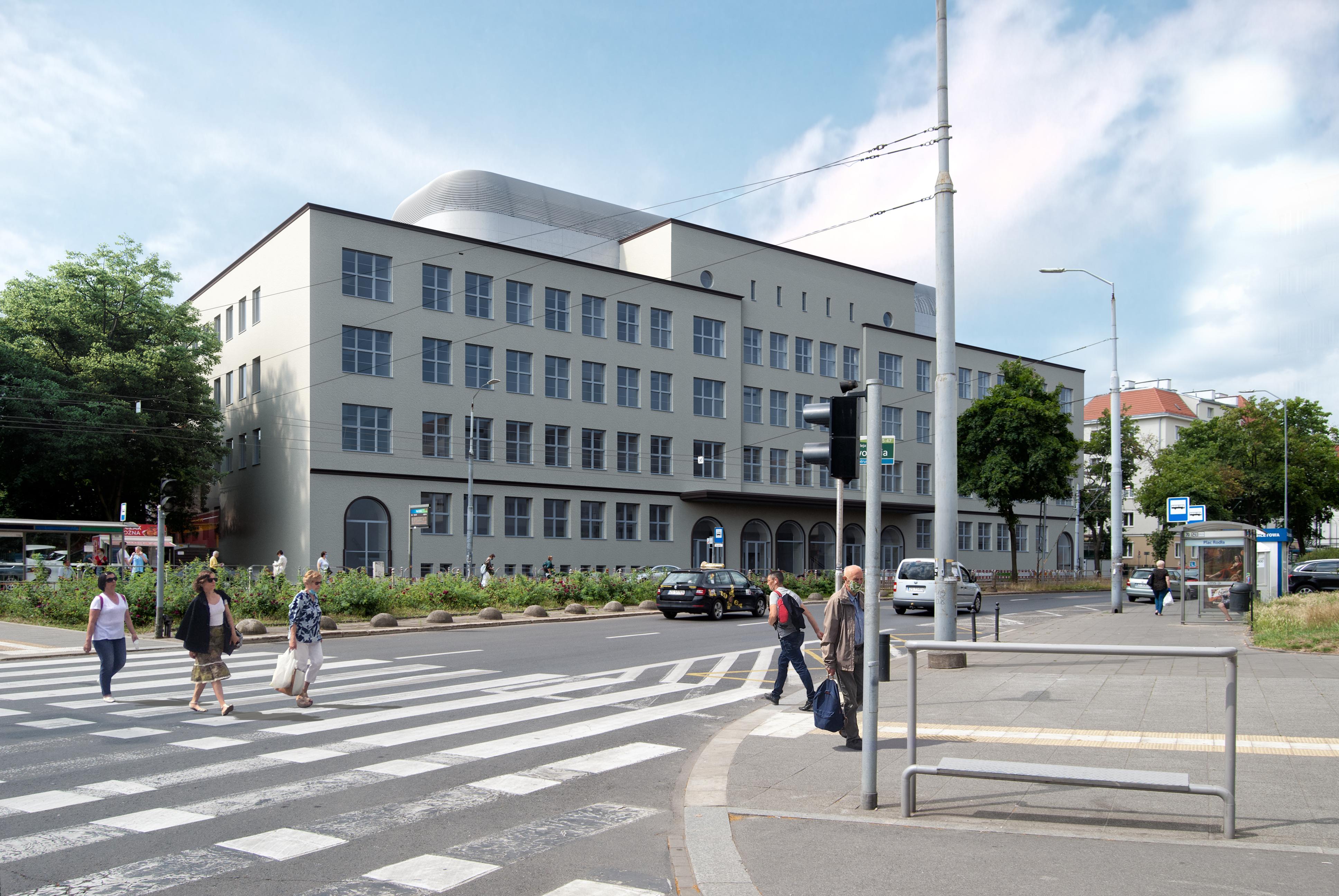 Urząd Marszałkowski w Szczecinie